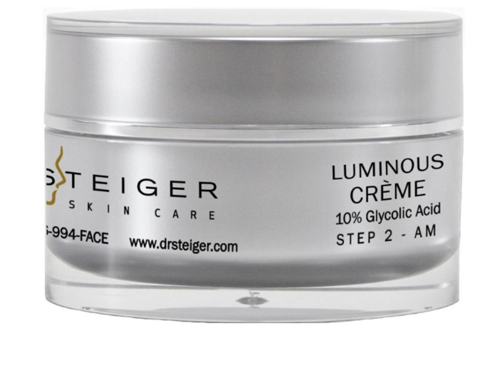 Steiger Skin Care Luminous Cream