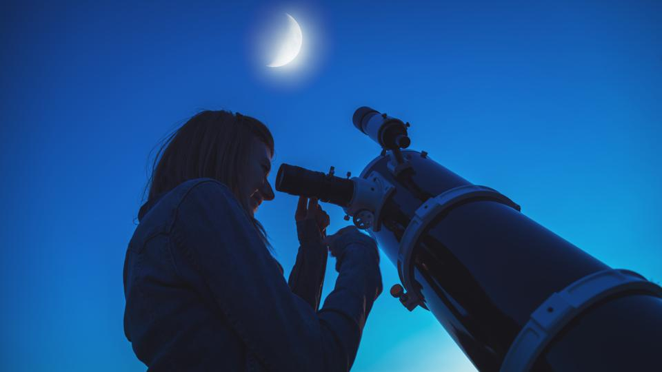 A backyard is great for studying the Moon, but what then?