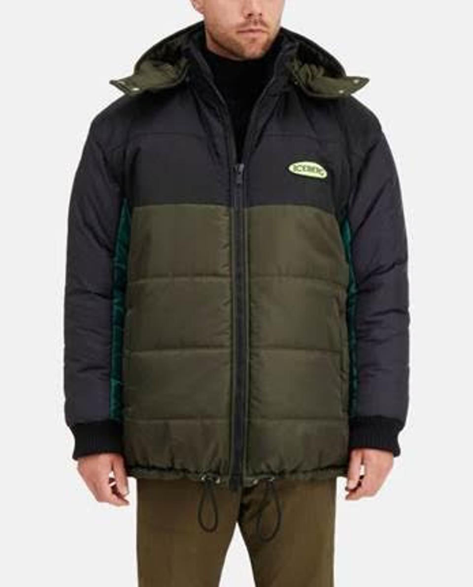 ICEBERG PADDED JACKET