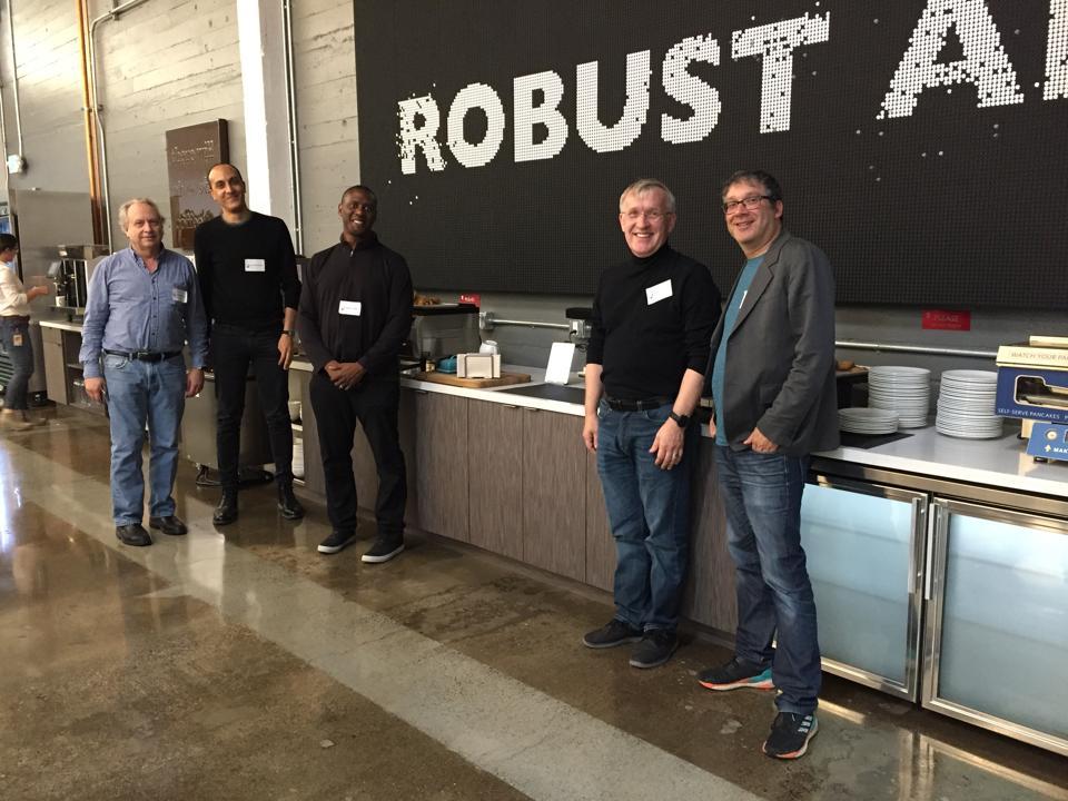 Robust.AI, robotics, AI, Rodney Brooks, Gary Marcus, startups, robots, venture capital, VC