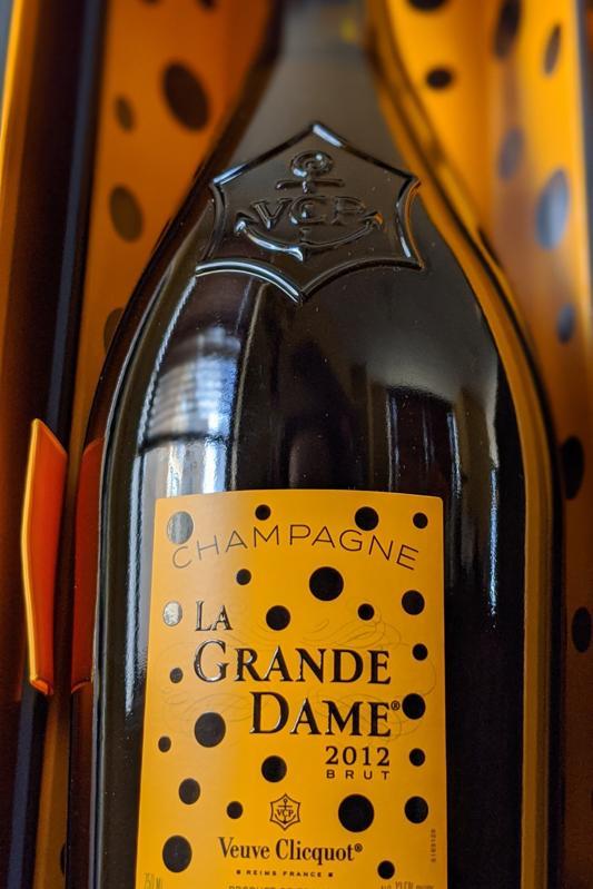 2012 La Grande Dame by Veuve Clicquot