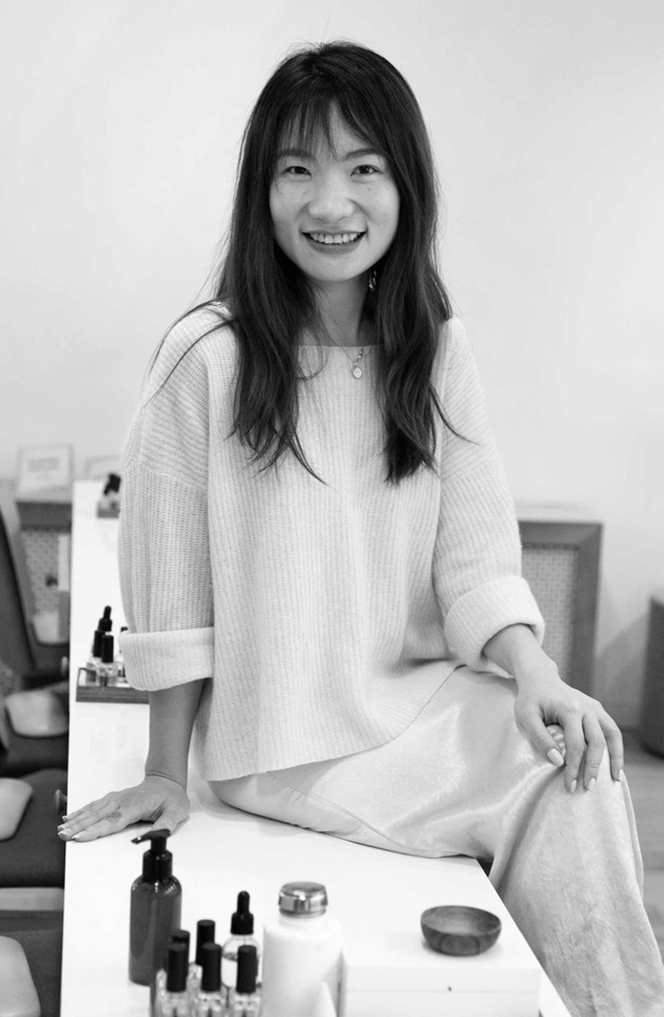 Amy Ling Lin is an NYC entrepreneur using her passion for mindful living to create a unique experience.