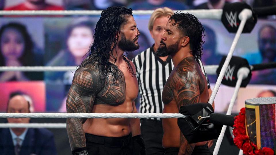 Roman Reigns announced the ″Tribal Consequences″ for Jey Uso ahead of WWE Hell in a Cell on Friday Night SmackDown.