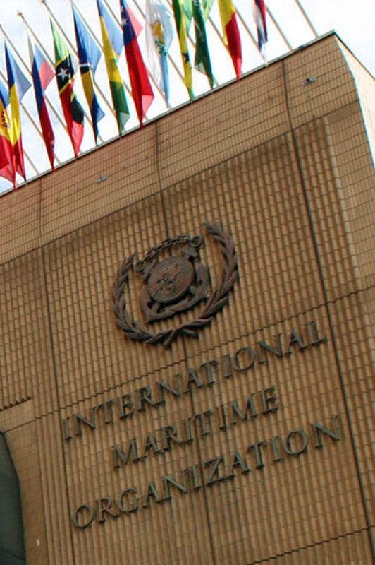 london-based headquarters of UN shipping agency, the International Maritime Organization