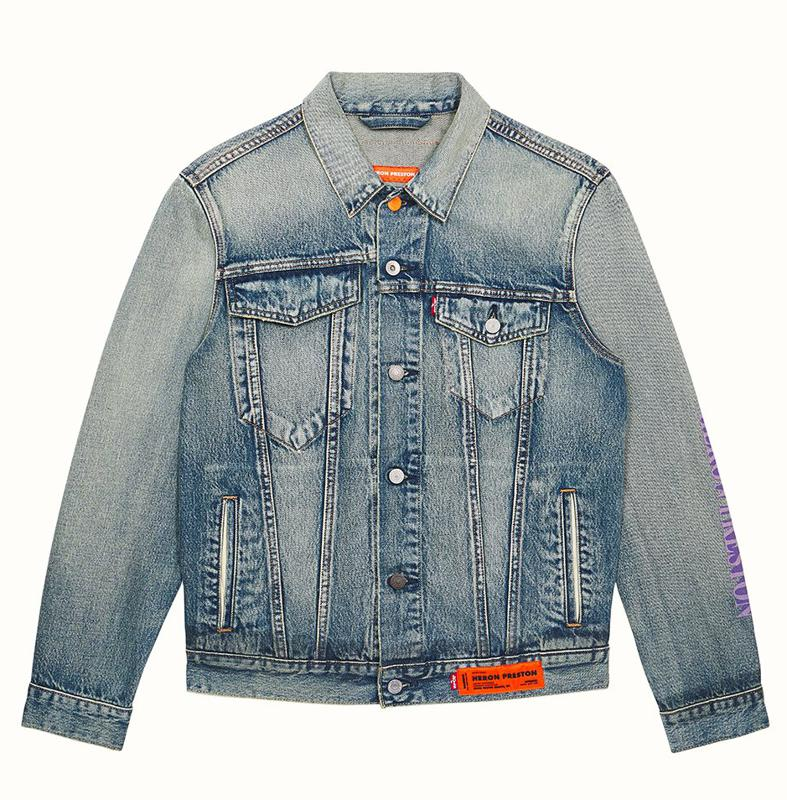 Levi's Heron Preston Trucker Jacket