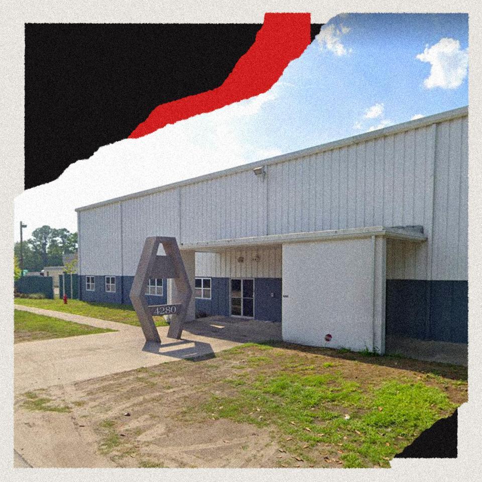 Trump Warehouse