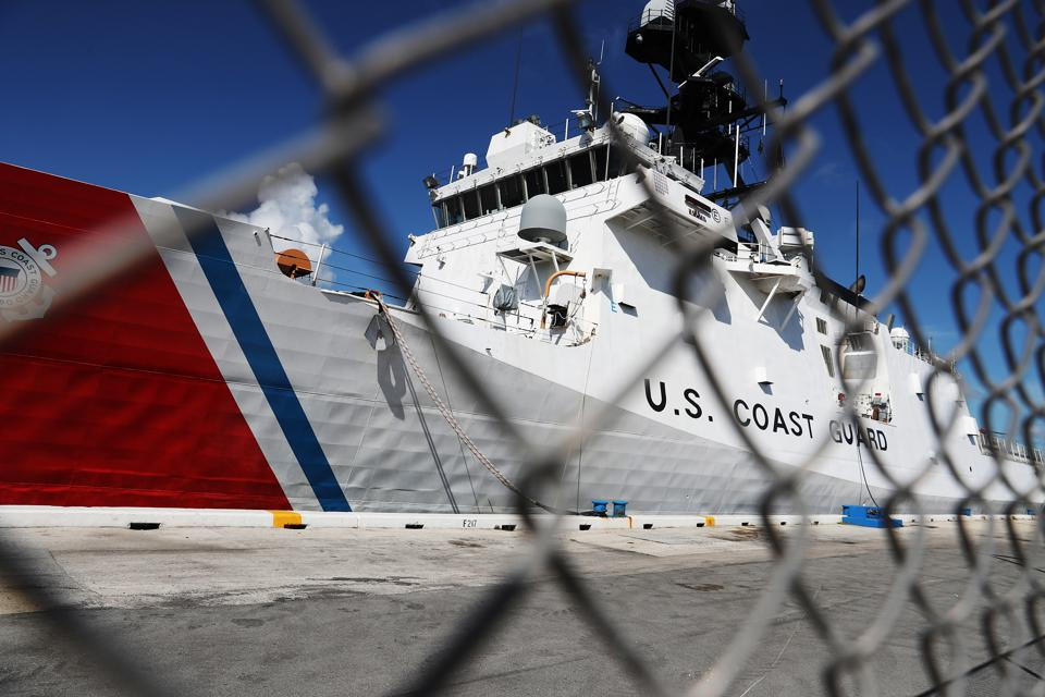 US Coast Guard Seizes Over 13 Tons Of Cocaine And Marijuana
