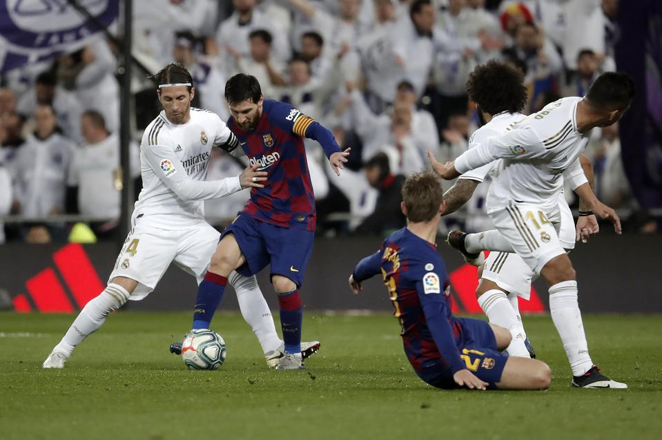 Lionel Messi and Sergio Ramos will be among the biggest stars in Barcelona versus Madrid