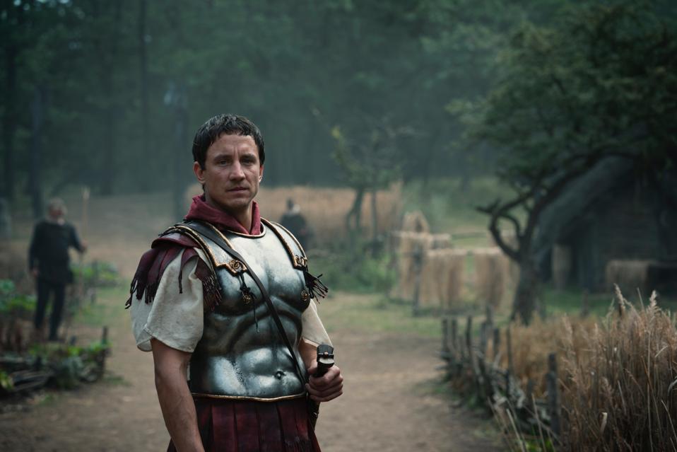 Laurence Rupp in Netflix original series 'Barbarians'