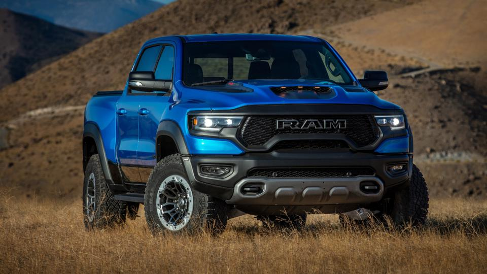 Saturday Drive: First Drive Of 2021 Ram 1500 TRX Leads To ...