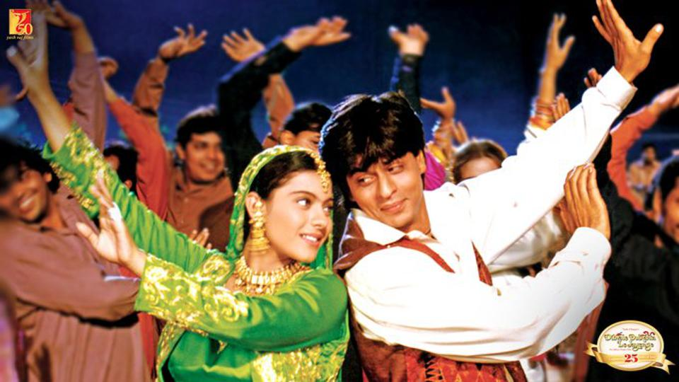 Dilwale Dulhaniya Le Jayenge turns 25 this year and the Shah Rukh Khan, Kajol starer film is now releasing again across various counties.