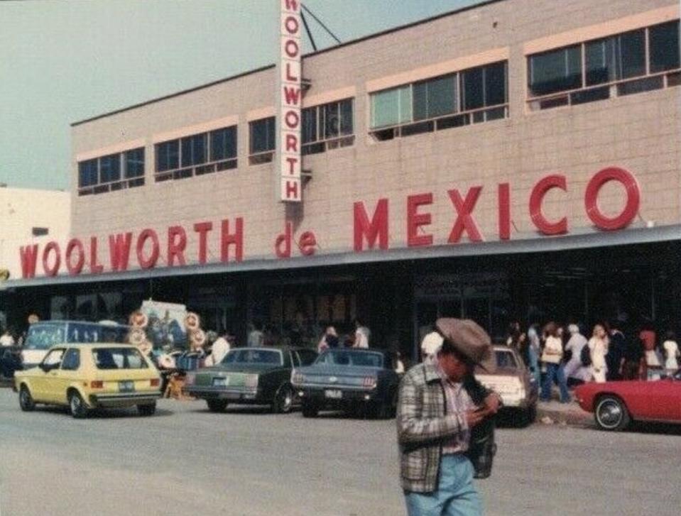 Woolworth Tijuana