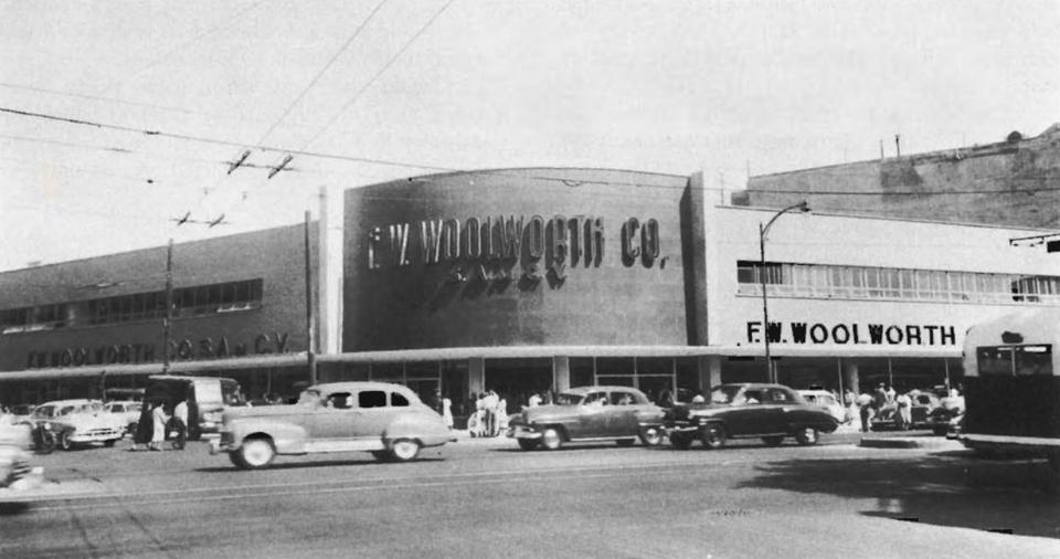 Woolworth Mexico