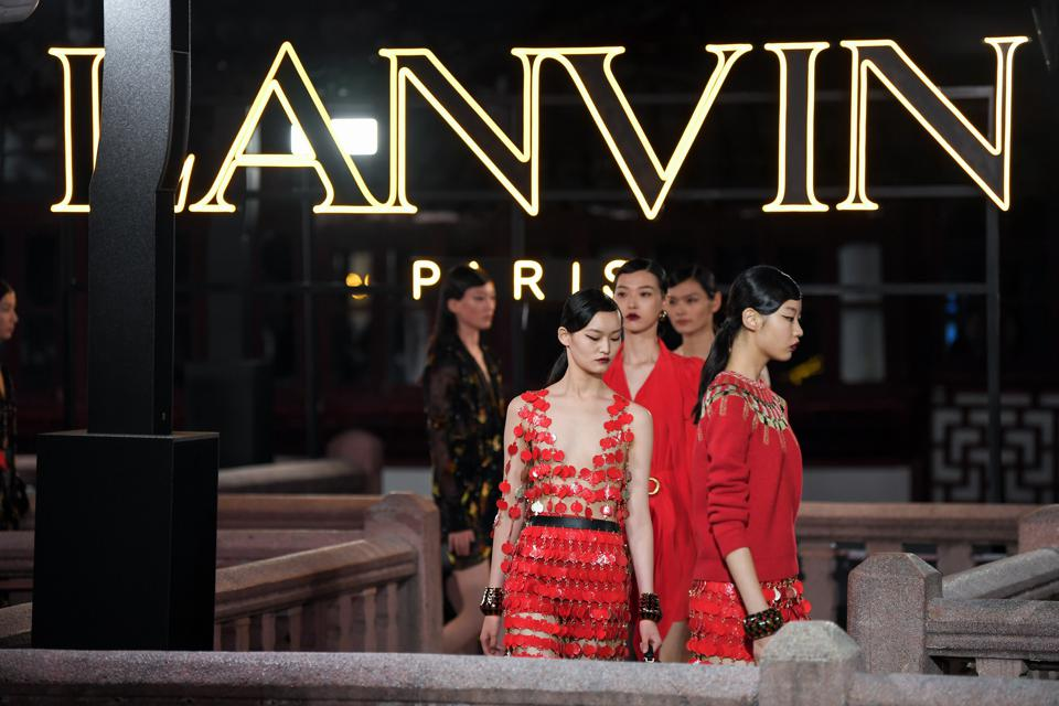 LANVIN 2021 S/S Collection Fashion Show