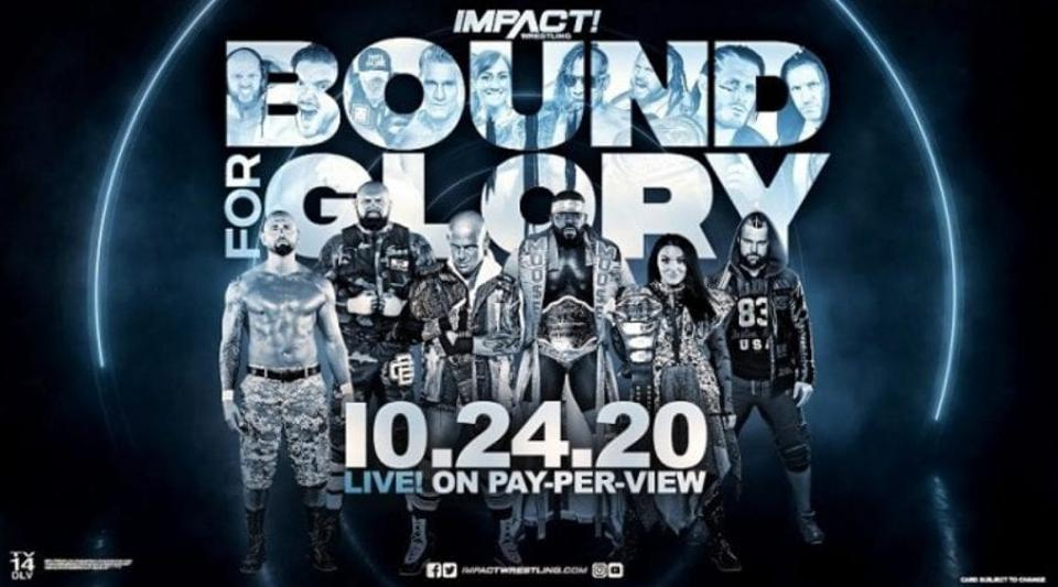 IMPACT Wrestling Bound for Glory 2020 Results.