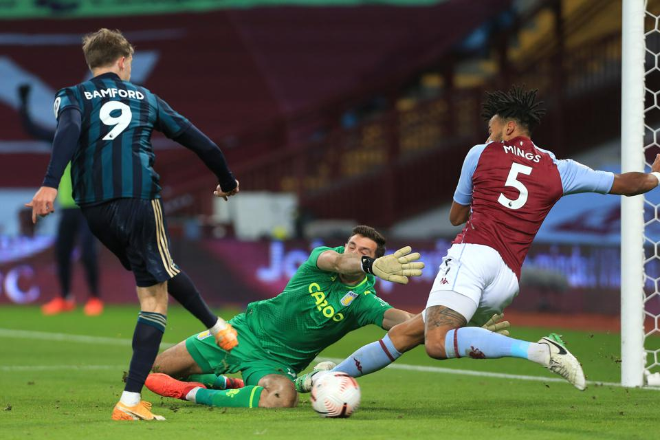 Aston Villa v Leeds United - Premier League