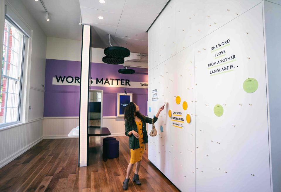 #Words #museums #Washington #Planet Word #LocalProjects #Kids #GreatBooks