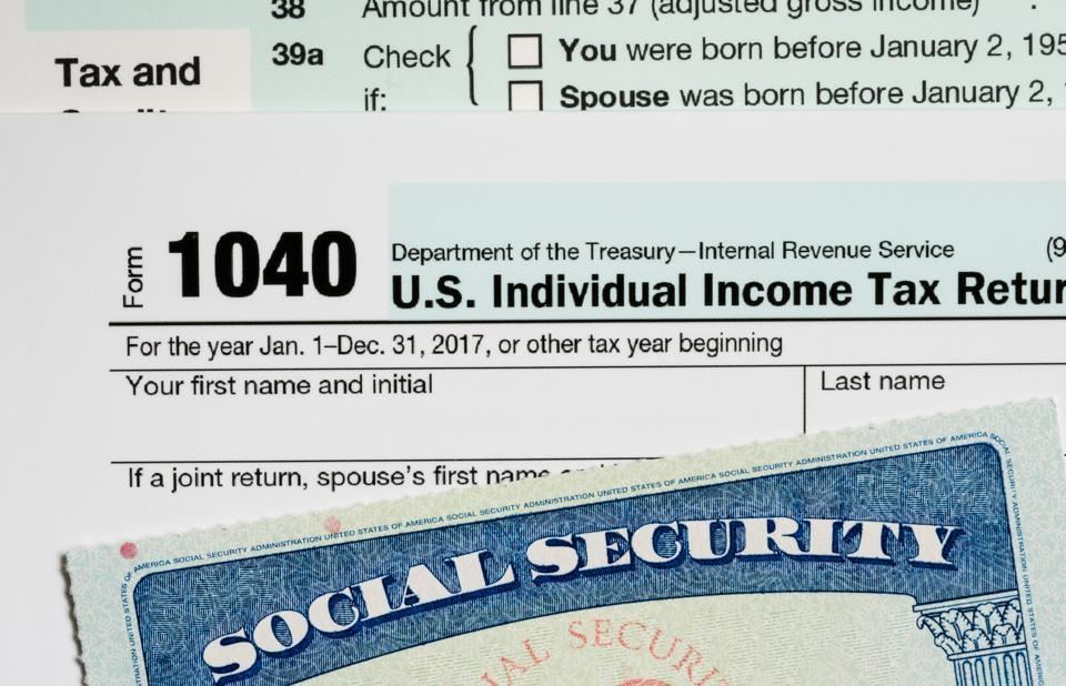 Tax for retirement