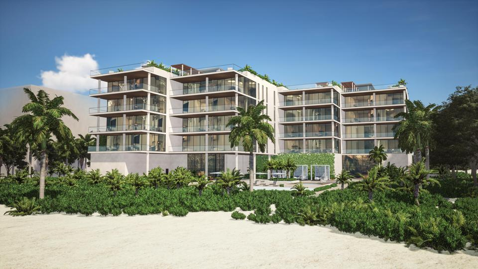Beachfront Sage Longboat Key Residences