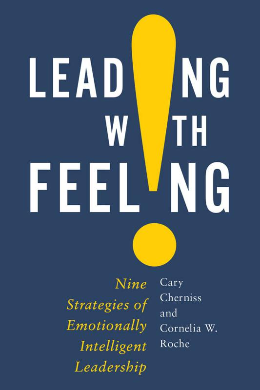 Book cover for Leading with Feeling