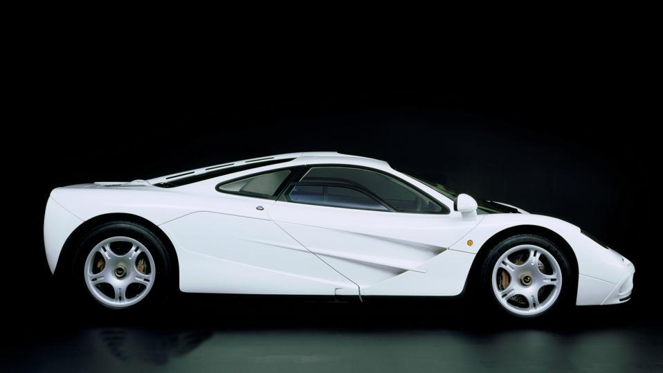 1995 McLaren F1 road car