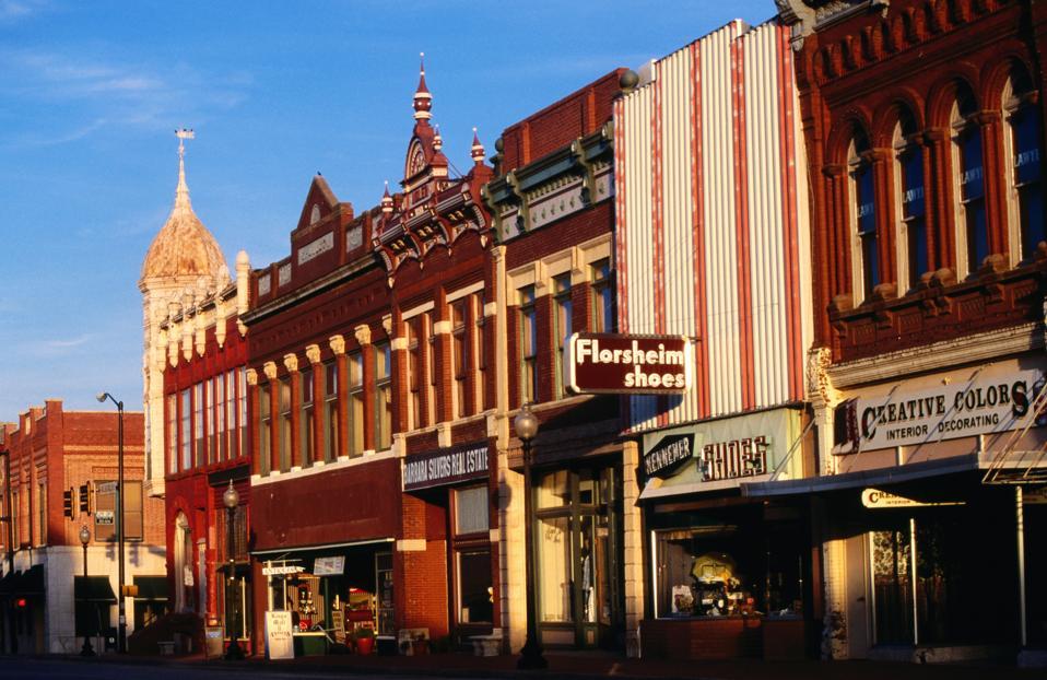 Oklahoma guthrie haunted