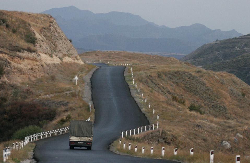 Around Nagorno-Karabakh
