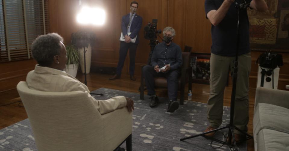 Lori Lightfoot mayor chicago documentary film steve james city so real