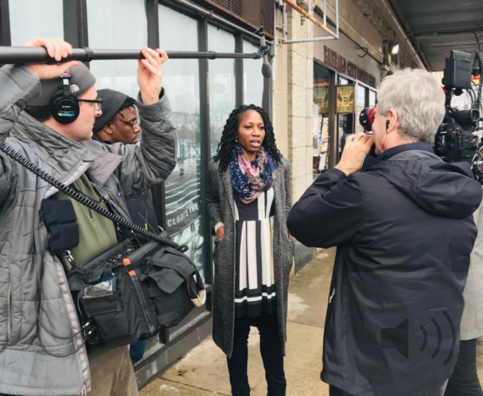City So Real film Dr. Amara Enyia Steve James Zak Piper documentary film Chicago