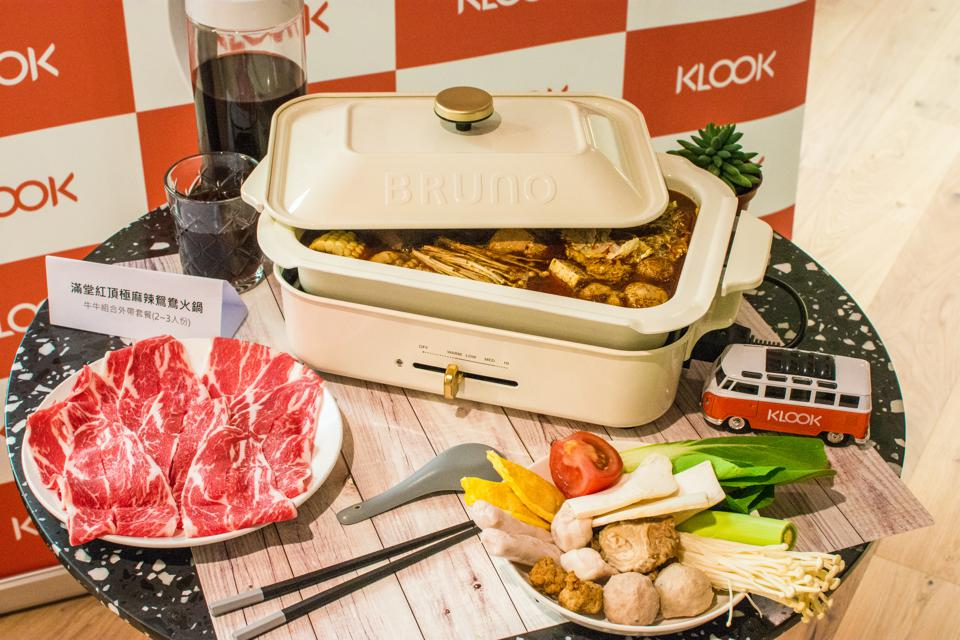 Staycation packages combined with Bruno hotplates have been a sell-out.