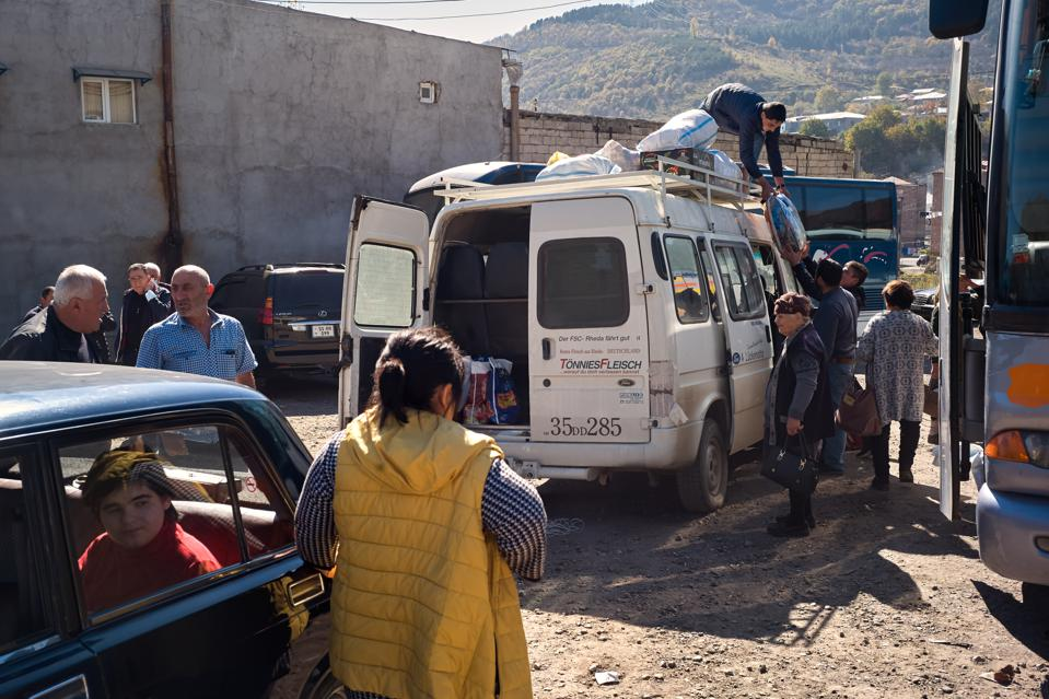 Armenians Count The Costs Of War Over Nagorno-Karabakh