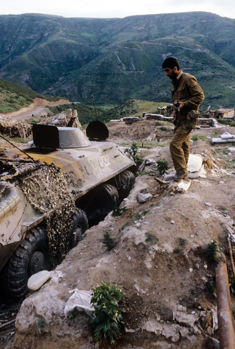 Nagorno-Karabakh War, 1992