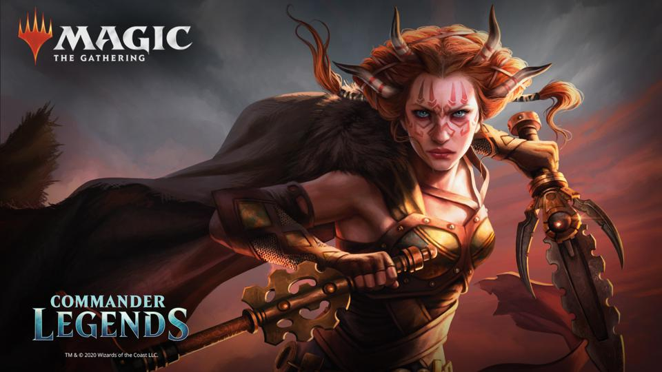 Take A First Look At Six Cards From The New Magic The Gathering Set Commander Legends