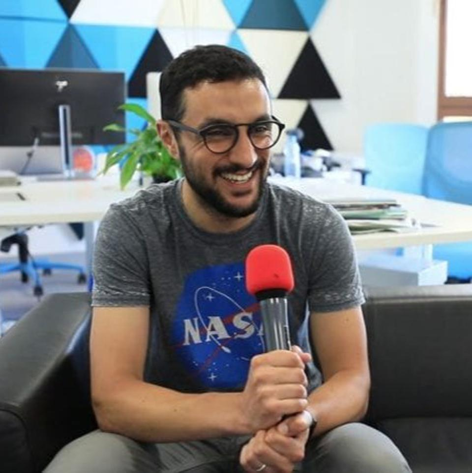 Founder and CEO of MIT spinout Maritime AI startup Mohamed Saad Ibn Seddik