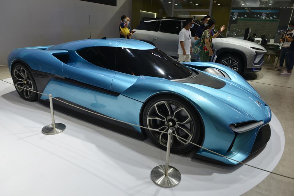 2020 Nanjing Auto Expo