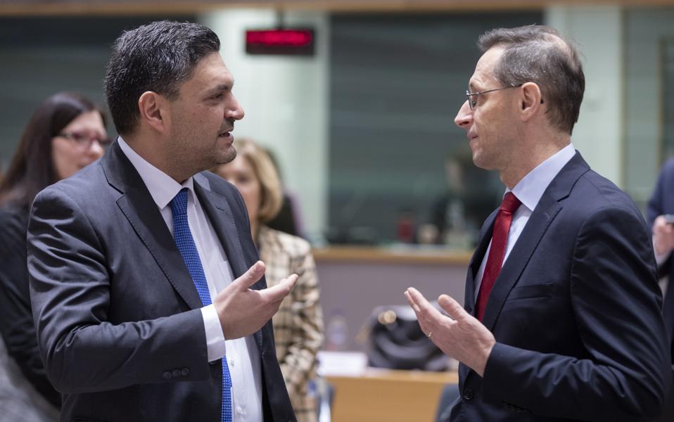 EU EcoFin Ministers meeting