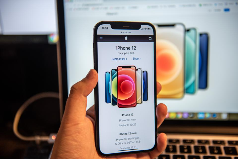 iPhone 12 Apple release