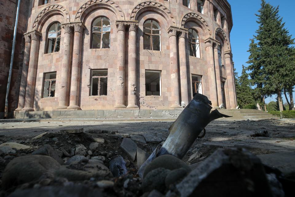 Nagorno-Karabakh amid Armenia-Azerbaijan conflict