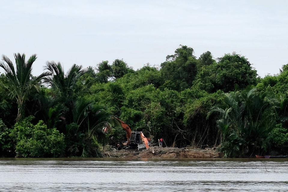 INDONESIA-ENVIRONMENT-HEALTH-FORESTS