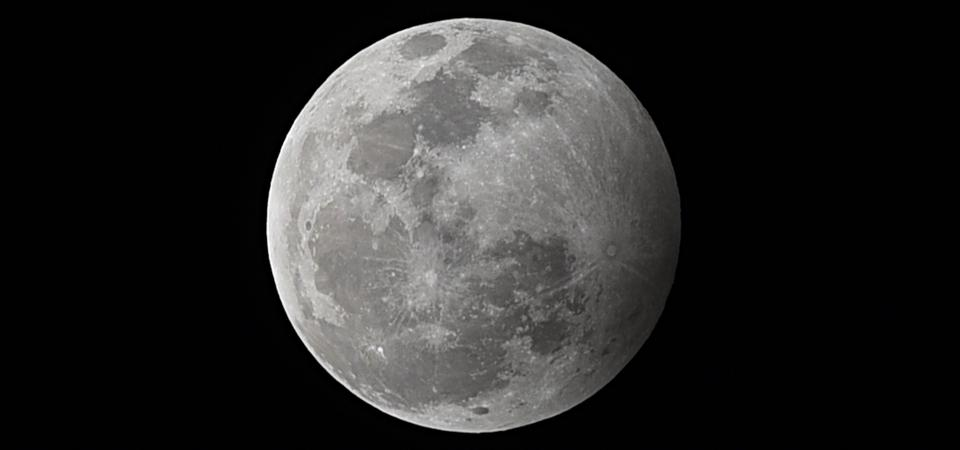 A penumbral lunar eclipse is coming.