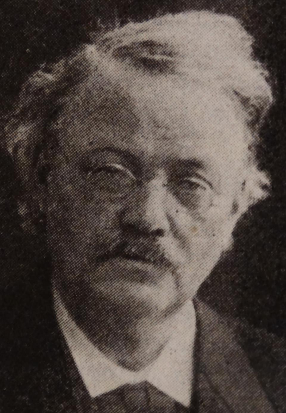 Knut Wicksell.