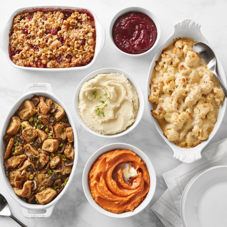 Martha Stewart Complete Thanksgiving Sides Bundle