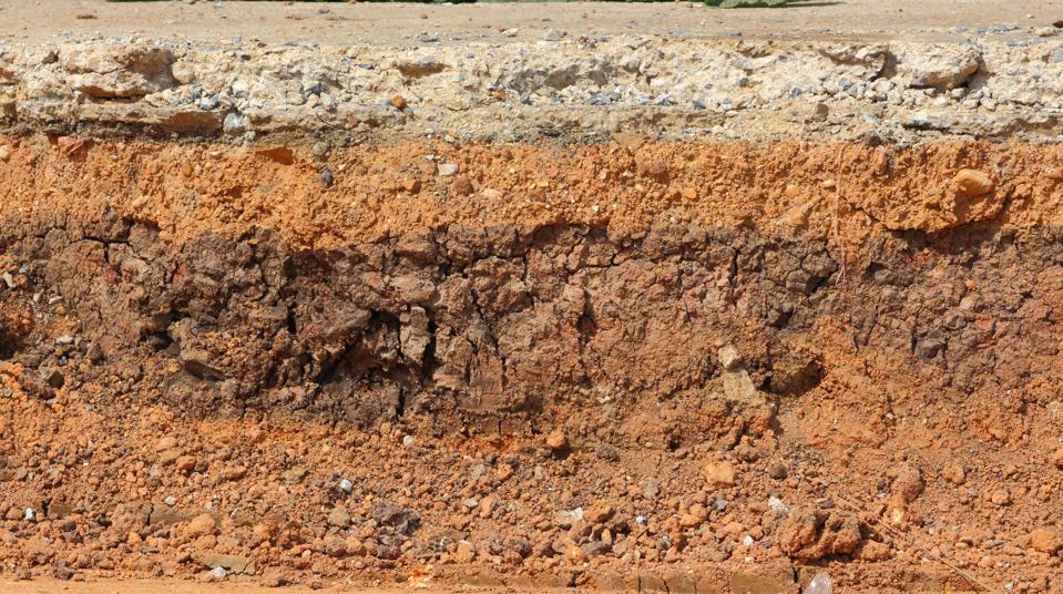 layer soil