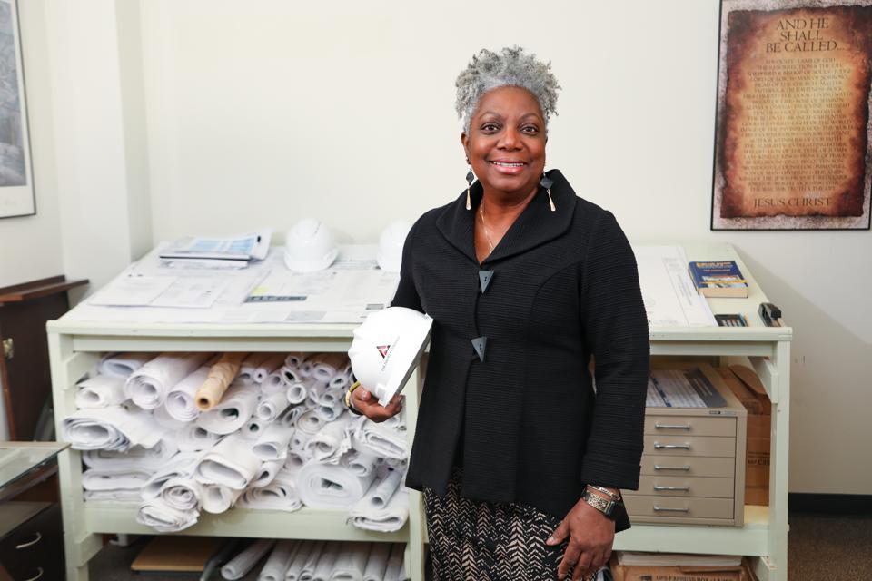 Construction CEO Gloria Shealey