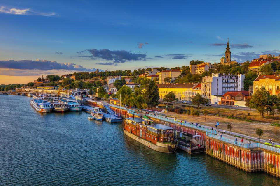Belgrade is a possibility for U.S. travelers