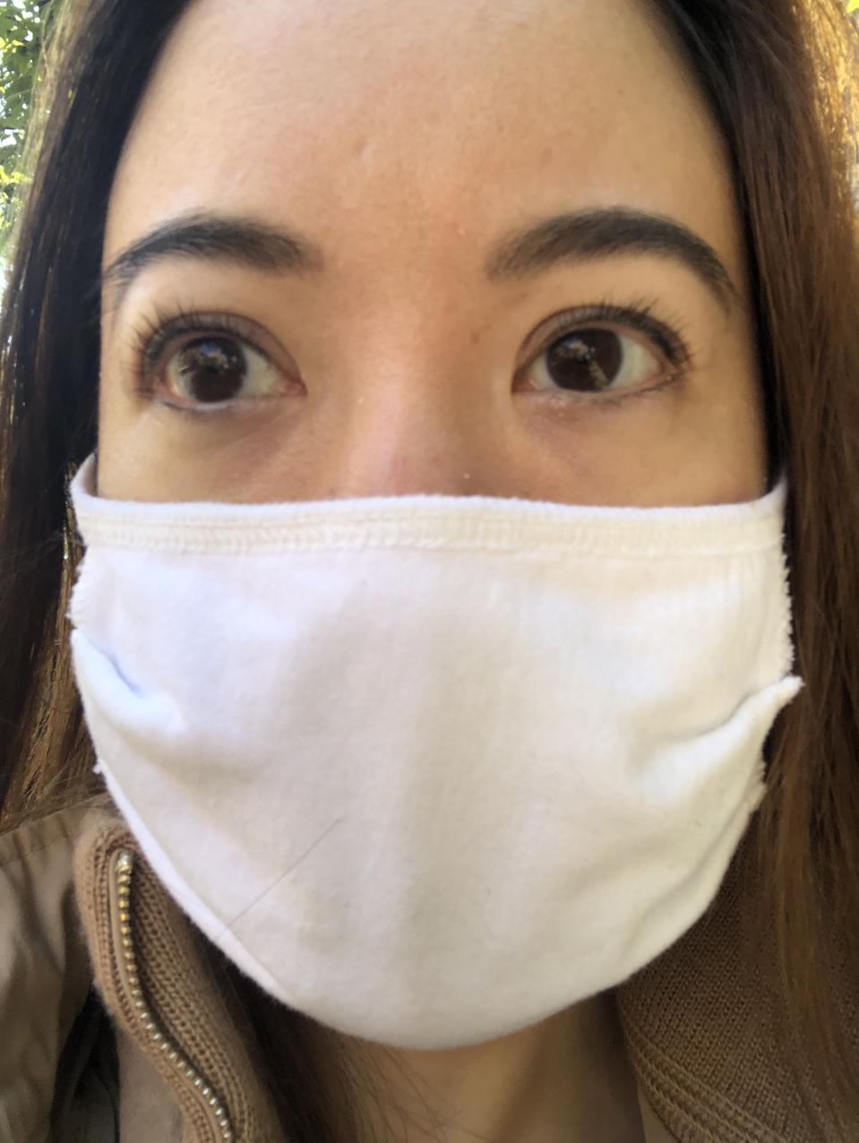Eyelash perm + eyebrow and eyeliner microblading by Josh Beeler of Shen Beauty
