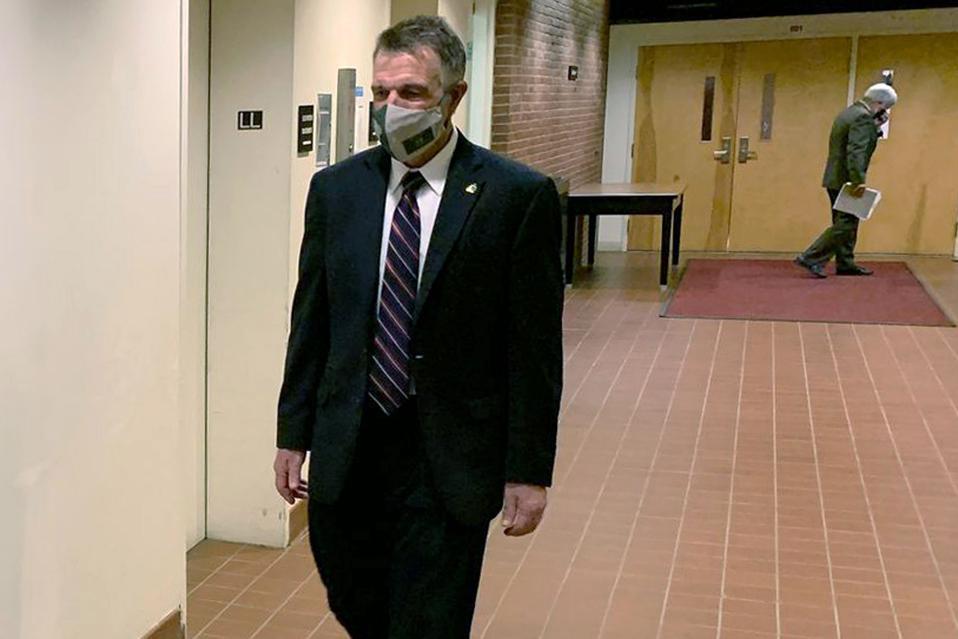 Virus Outbreak Vermont