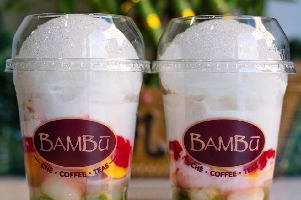 Drinks at Bambu