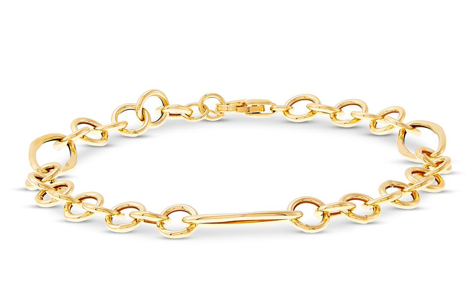 14K Yellow Gold Bracelet by Jared