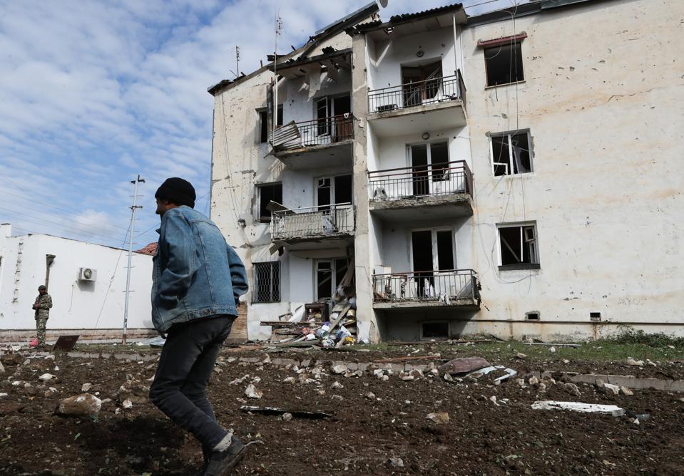 Nagorno-Karabakh amid escalation of Armenia-Azerbaijan conflict